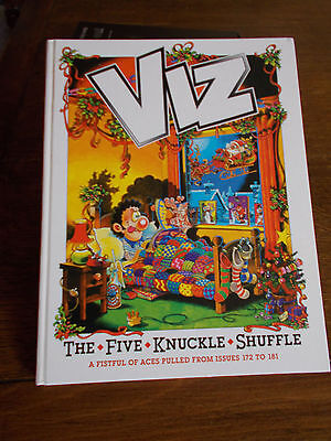 VIZ Annual The Five Knuckle Shuffle Issues 172 - 181