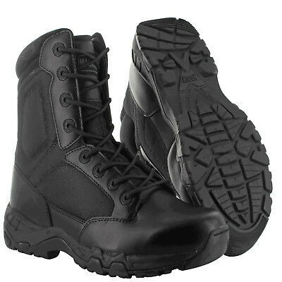 """Magnum Mens 8"""" VIPER PRO 8 Waterproof WP Black Police Army Combat Boots 5477"""