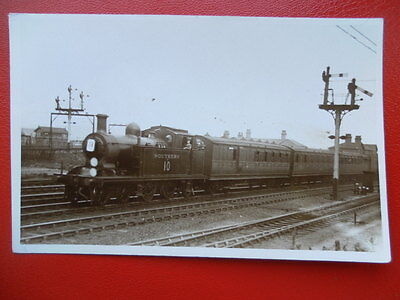 Photo  Sr Class I1 Loco No B10 C1925