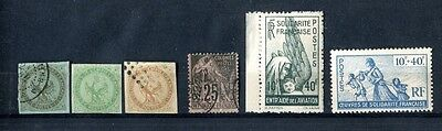Lot France Colonies