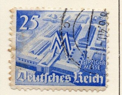 Germany 1940 Early Issue Fine Used 25pf. 122730