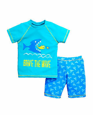 Ladybird Toddler Boy Two Piece Brave The Wave Sunsafe in Multi Size 12-18 Months