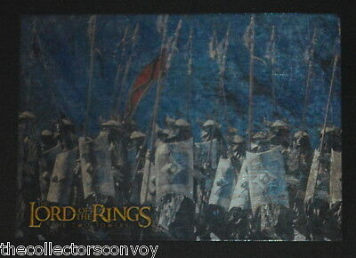 Hobby Japan - Lord of the Rings The Two Towers FOIL card 2 of 10. Easterling
