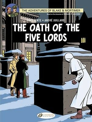 Blake & Mortimer: The Oath of the Five Lords, Vol. 18 (Adventures of Blake & Mo.