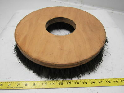 "Bassine R1400BA0050 14"" Floor Scrubber Brush 4-13/16"" ID Center Hole 3"" Thick"