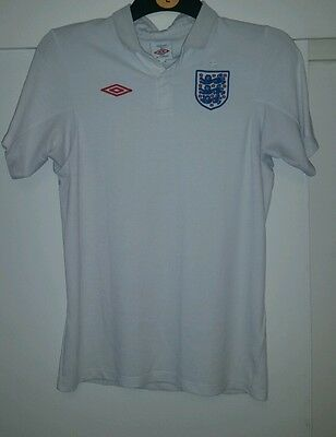 England football shirt / Polo size S/M