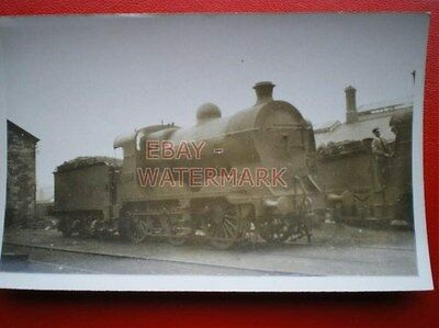 Postcard Rp Great Southern Railway Ireland Loco No 630