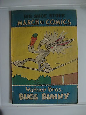 March Of Comics #59 G Bugs Bunny Walking Tight Rope