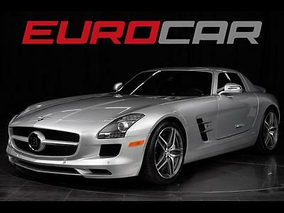 2011 Mercedes-Benz SLS AMG Base Coupe 2-Door 2011 Mercedes-Benz SLS AMG COUPE, IMPECCABLE, HIGHLY OPTIONED!!