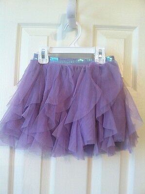 Girls Skirt Size 6 Childrens Place Tutu Lavender