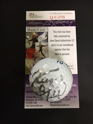 Vince Gill Signed One-of-a-Kind Golf Ball Country Music Legend Autograph JSA