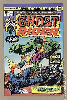 Ghost Rider (1973 1st Series) #11 FN+ 6.5