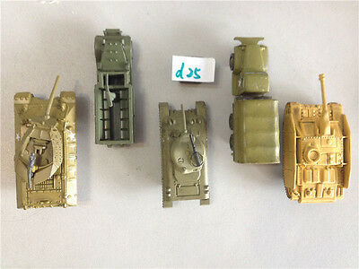Lots of 5 Axis & Allies Miniatures loose figure d25