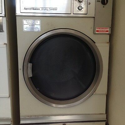 Commercial Gas Dryer - Commercial laundry