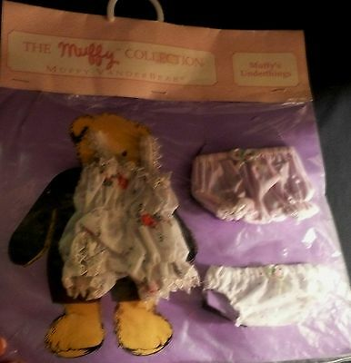 MUFFY VANDERBEAR Doll Underthing Clothes COLLECTION by North American Bear NABCO