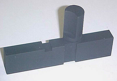 FRONT TRUNNION PRESS FIXTURE barrel support 7.62x39 rifle kit build tool 7.62 !!