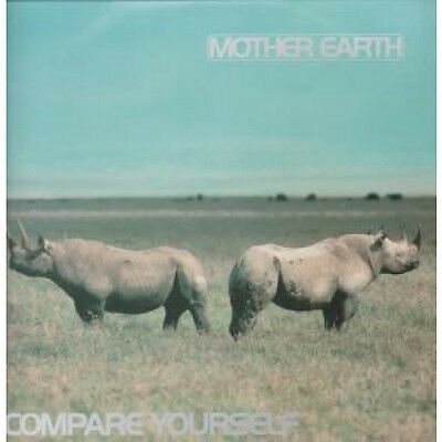 """MOTHER EARTH (ACID JAZZ) Compare Yourself 12"""" VINYL 3 Track B/w Hold On To You"""