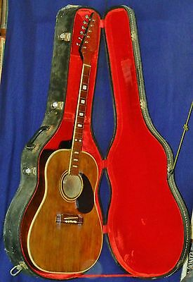 Vintage 1955 GIBSON COUNTRY WESTERN Acoustic, Needs Major R & R, HSC!