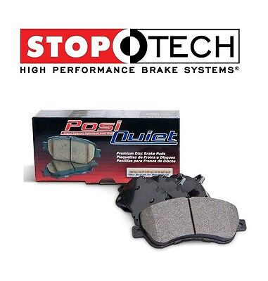 Disc Brake Pad Set-GT Front Stoptech 309.17840 fits 2015 Ford Mustang