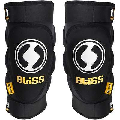 Bliss Protection Classic MTB XC Mountain Bike Enduro Cycle Knee Pads Guards