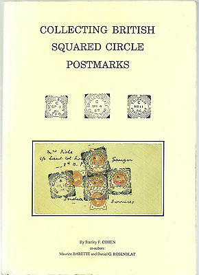 Collecting British Squared Circle Postmarks By S Cohen