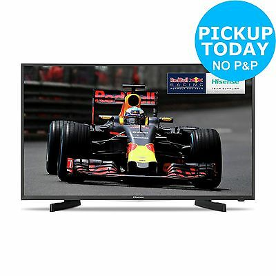 Hisense H40M2600 40 Inch Full HD 1080p Freeview HD Smart WiFi LED TV -From Argos
