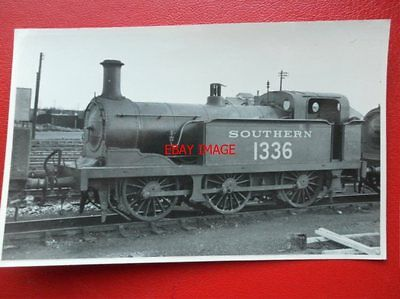 Photo  Sr Ex Secr Class R Loco No 1336