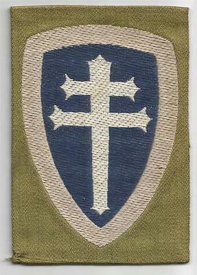 WW 1 US Army 79th Division Liberty Loan Patch Inv# TH855