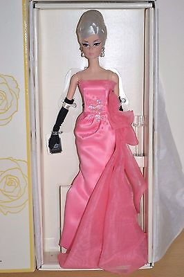 2016 Gold Label Silkstone BFMC Fan Club Exclusive GLAM GOWN Barbie - NEW