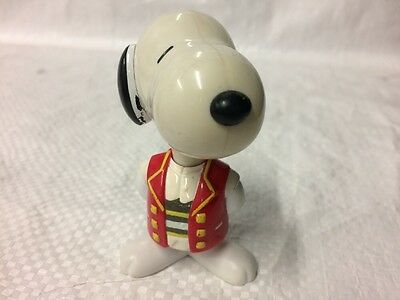 Snoopy Collectable Figure- Switzerland 1999 Made For McDonalds