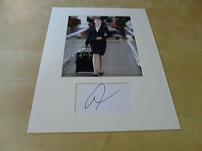 Anna Kendrick - Up In The Air - Original Autograph Uacc Rd 284 Aftal Rd 36