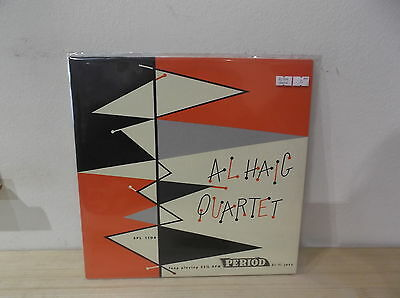 AL HAIG QUARTET Same LP EX/EX  SPA