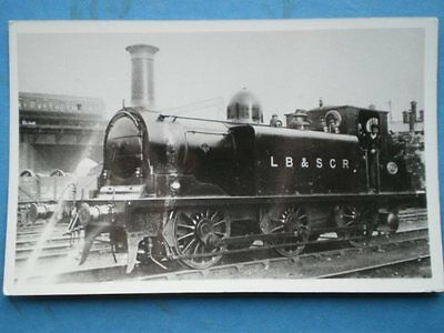 Photo  Sr Ex Lb & Scr 0-6-0T Loco No 105