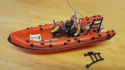 Radio Controlled RNLI Atlantic Class Lifeboat☆No Remote☆As in Pics