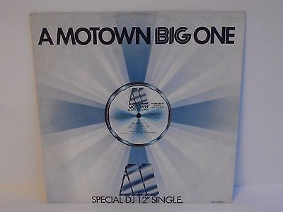 "70s Motown Soul THE COMMODORES feel sanctified 1979 UK Promo 12"" Vinyl Single"