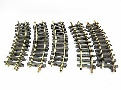 Lgb G Gauge 1100 Small Curved Track X10 Unboxed (A5)