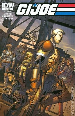 GI Joe (2013 IDW Volume 3) #14 FN