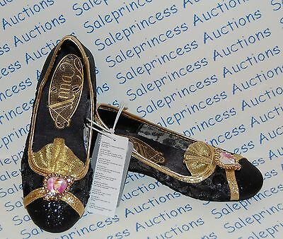 NWT Disney Store Frozen Anna Coronation Costume Dress Up Shoes 13/1 2/3 Girls
