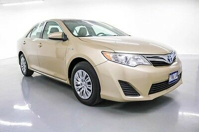 2012 Toyota Camry  2012 Toyota LE