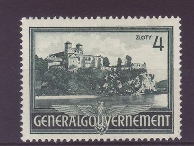 Generalgouvernement Nr.   64  **  Kloster Tyniec    -9-