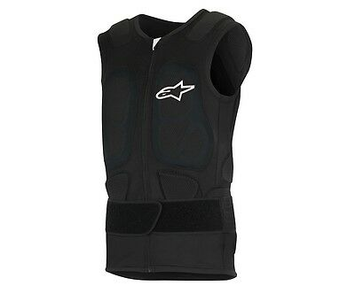 New 2017 Alpinestars Track vest 2 Motorcycle Protector Armour Vest Sports Mens