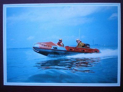 Postcard Lifeboats D Class Lifeboat
