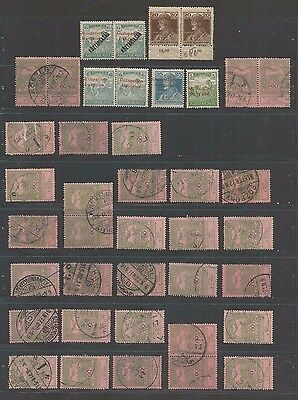 JAN 108 HUNGARY - Magyar Occupation Francaise French Occupation MNH/MH/USED $$