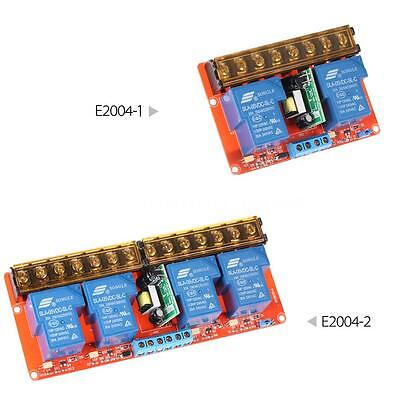 250VAC 30A Solid State Relay Module Board High/Low Level Trigger DC 5V G0F5