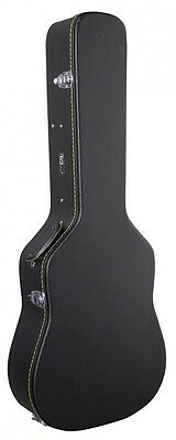 TGI Wood Guitar Case - Models Available For Classical, Acoustic & 12-String