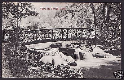 View in Tewin Park..Vintage Postcard..E. Ashby