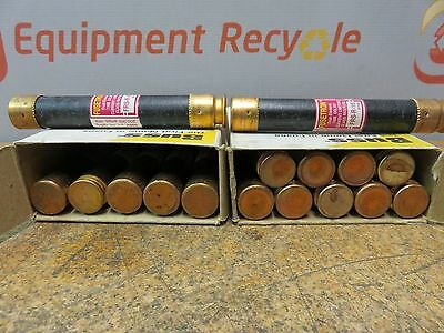Buss Cooper Bussmann FRS-R-15 & 30 Amp Time Delay Fuse Lot of 16 New