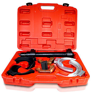 MacPherson Interchangeable Fork Strut Coil Spring Compressor Extractor Tool Set