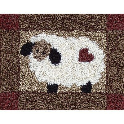 Sheep Punch Needle Embroidery Kit