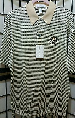 Vintage STARDUST Las Vegas Resort & Casino Polo Golf Shirt ~ New with Tags, (L)